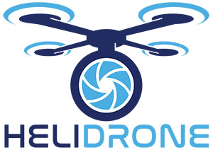 HeliDrone Surveys Logo